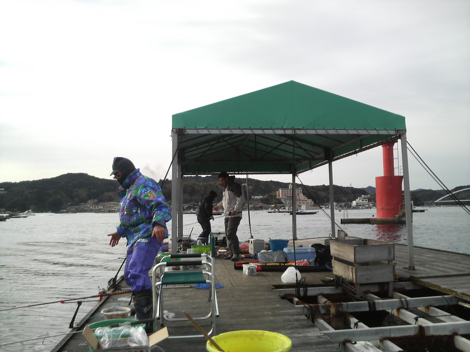 チヌ釣り大会